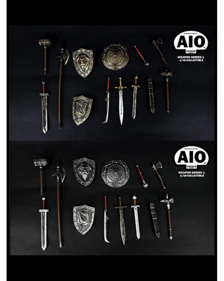 AIO Fantasy Weapon Set
