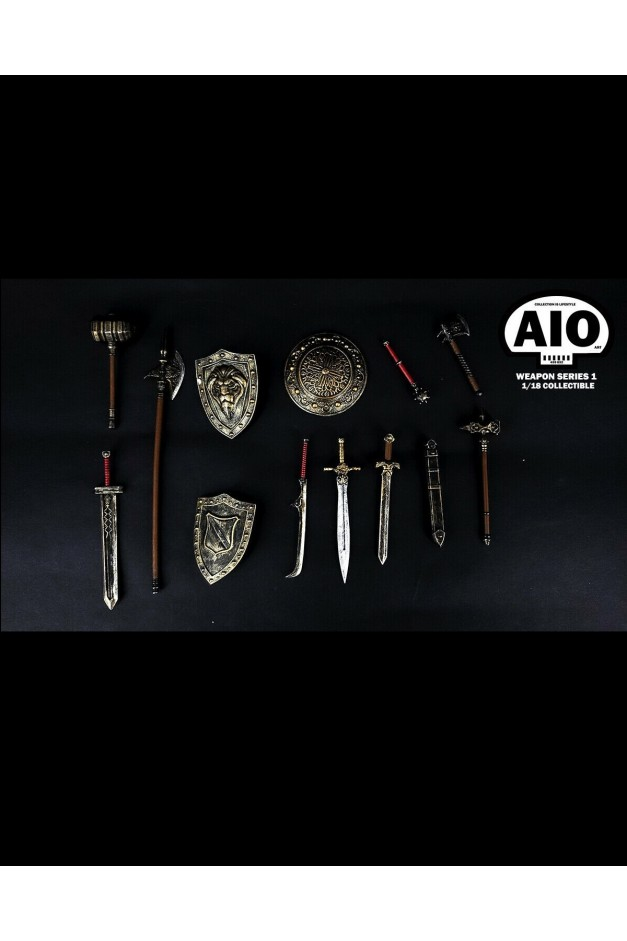 AIO Fantasy Weapon Set - Copper