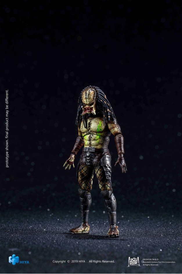 Crucified Predator