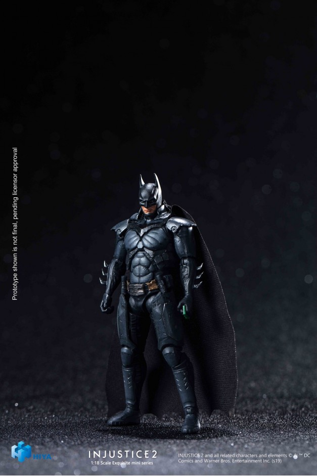 Enhanced Batman