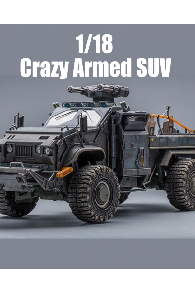 Crazy Armed SUV