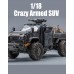Crazy Armed SUV