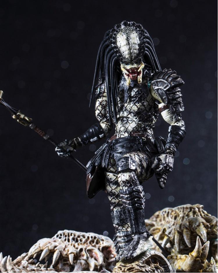 Shaman Predator
