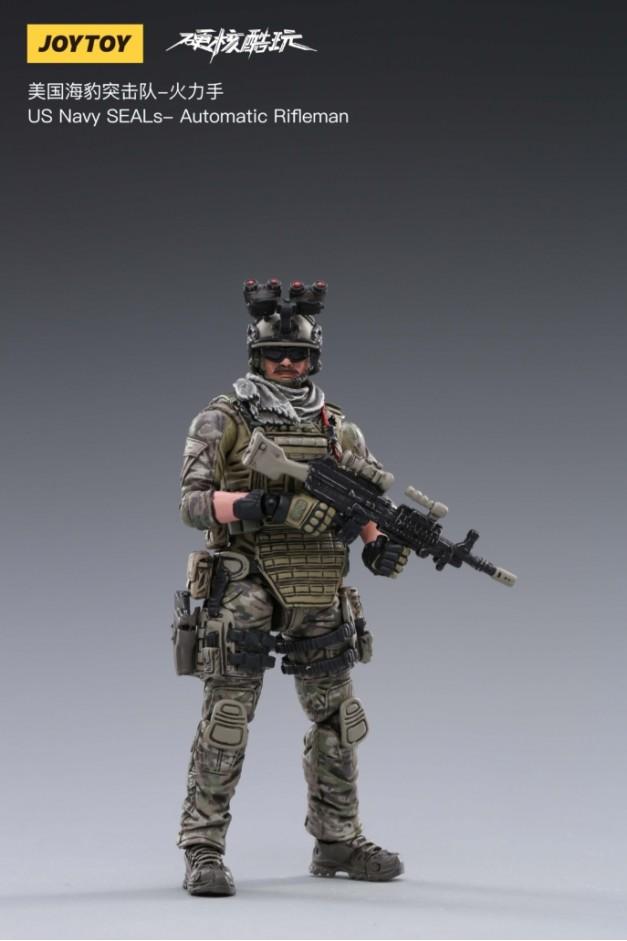 US Navy SEALS- Automatic Rifleman