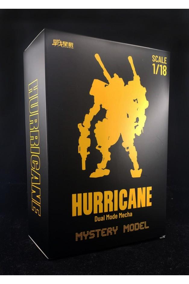 Hurricane Dual Mode Mecha (Blind Box)