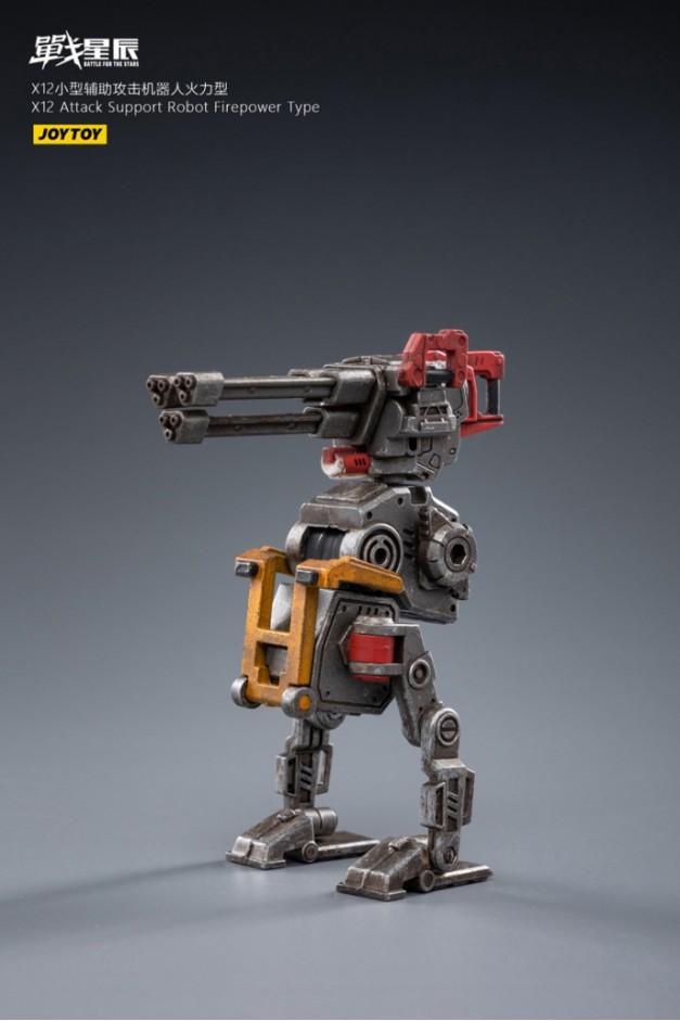 X12 Attack-Support Robot Firepower Type