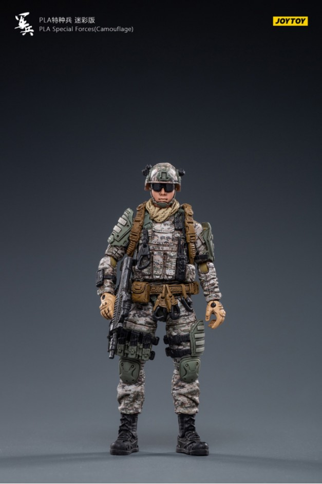 PLA Special Forces(Camouflage)