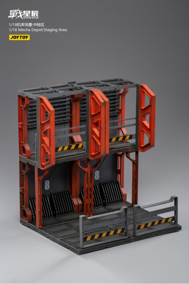 Mecha Depot: Staging Area