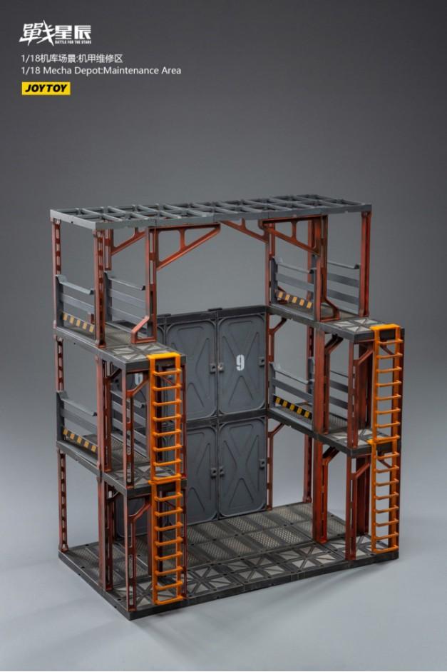 Mecha Depot:Maintenance Area