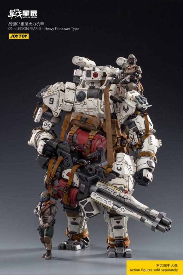 09TH Legion Fear III – Heavy Firepower Type