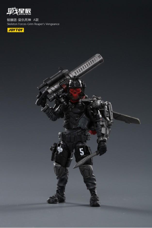 Skeleton Forces-Grim Reaper's Vengeance A