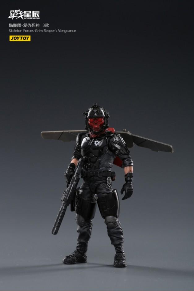 Skeleton Forces-Grim Reaper's Vengeance B