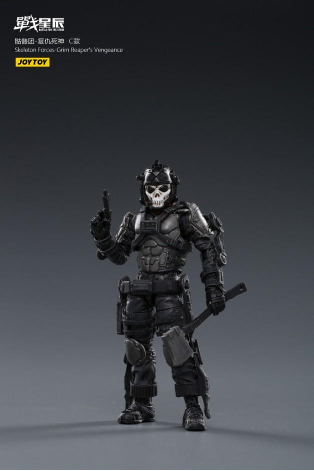 Skeleton Forces-Grim Reaper's Vengeance C