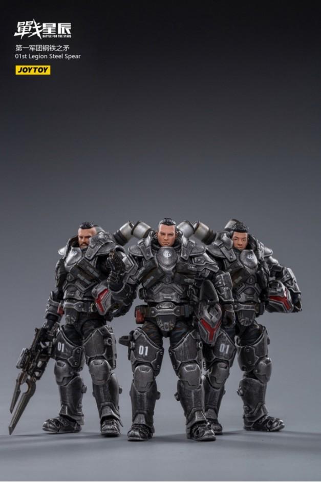01st Legion-Steel Spear
