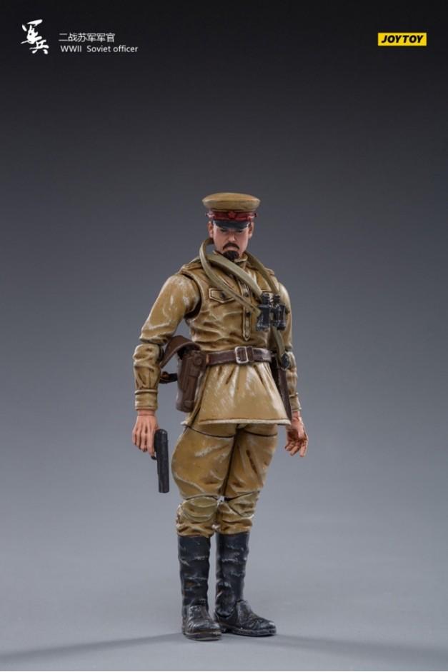 WWII Soviet officer