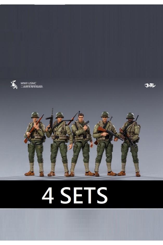 WWII US ARMY (4set)