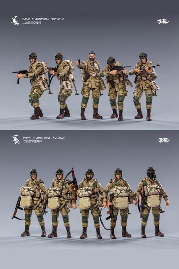 WWII US Airborne Division