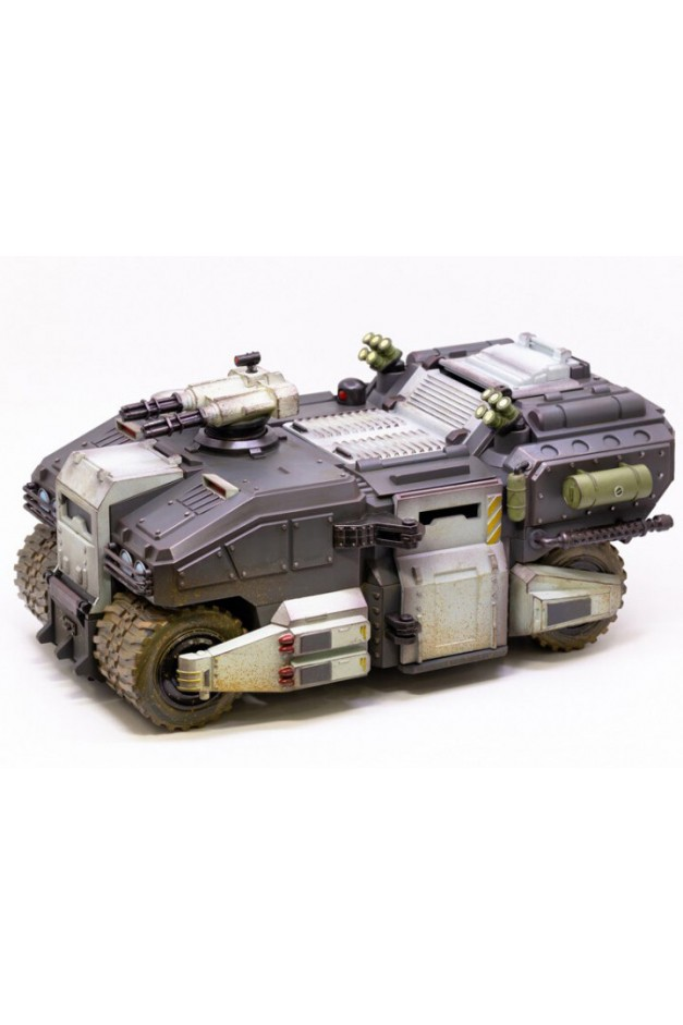 1/24 Mammoth Armored Car