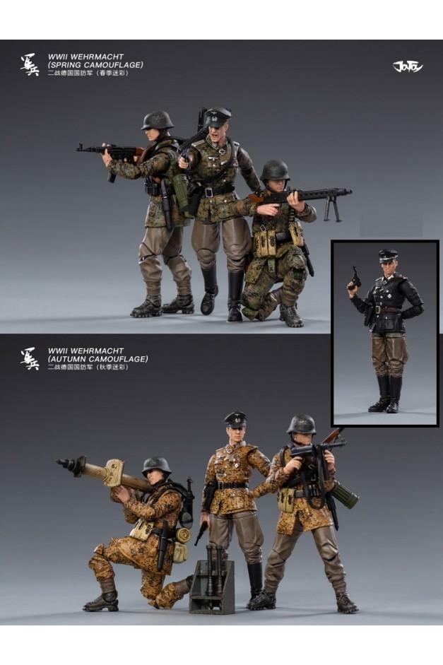 WWII Wehrmacht Camouflage Set Offer