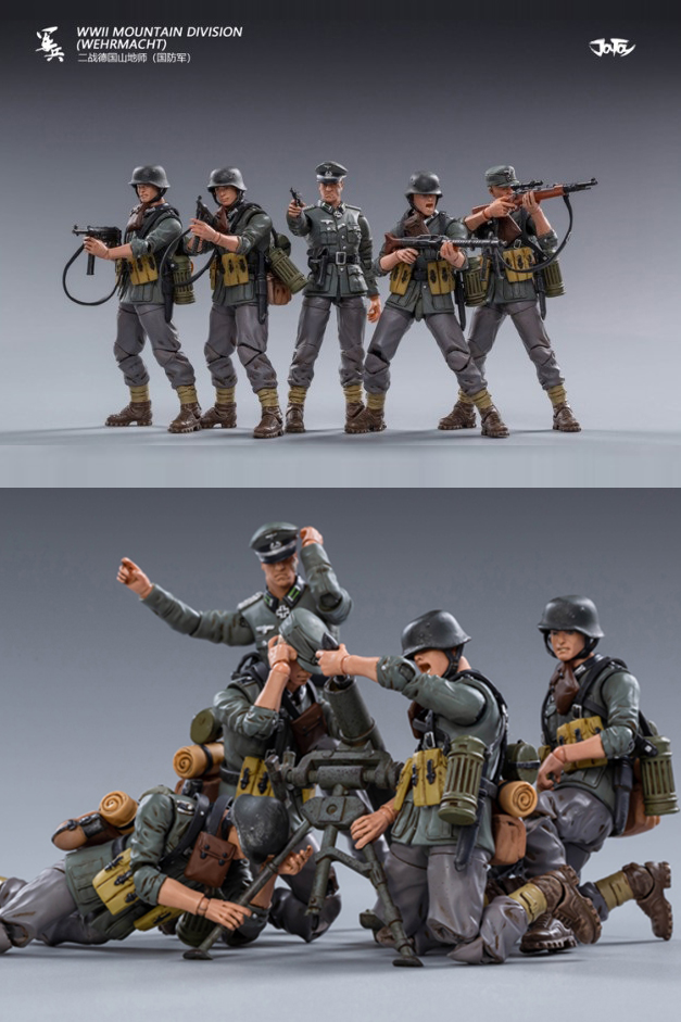 WWII Mountain Division