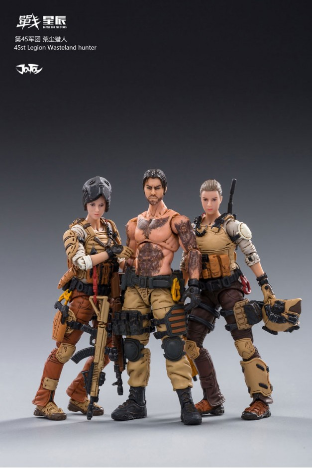 45st Legion Wasteland Hunter