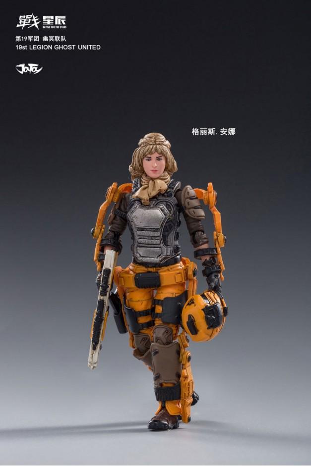 19st Legion Ghost United - Anna