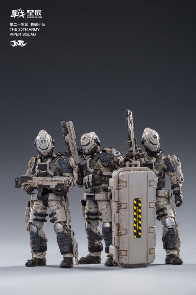 Free Truism 20TH Legion White Viper Squad