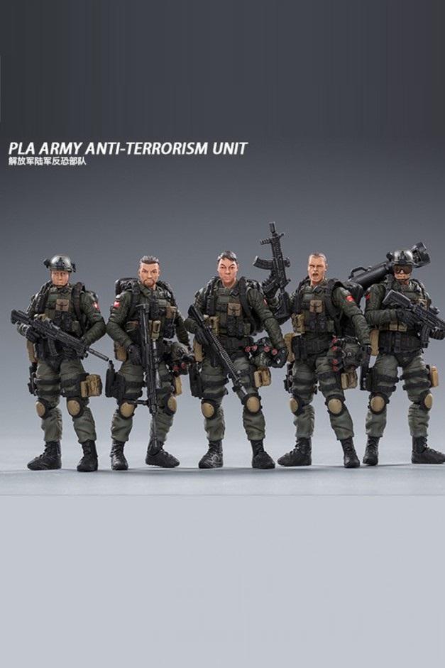 PLA Anti-terrorism unit
