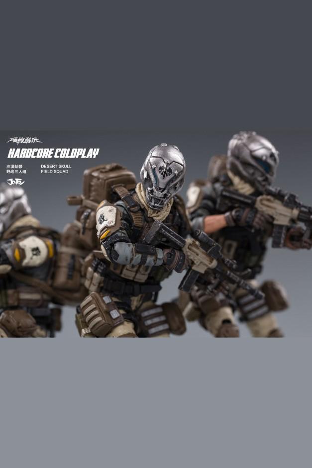 Desert Skull Field Squad