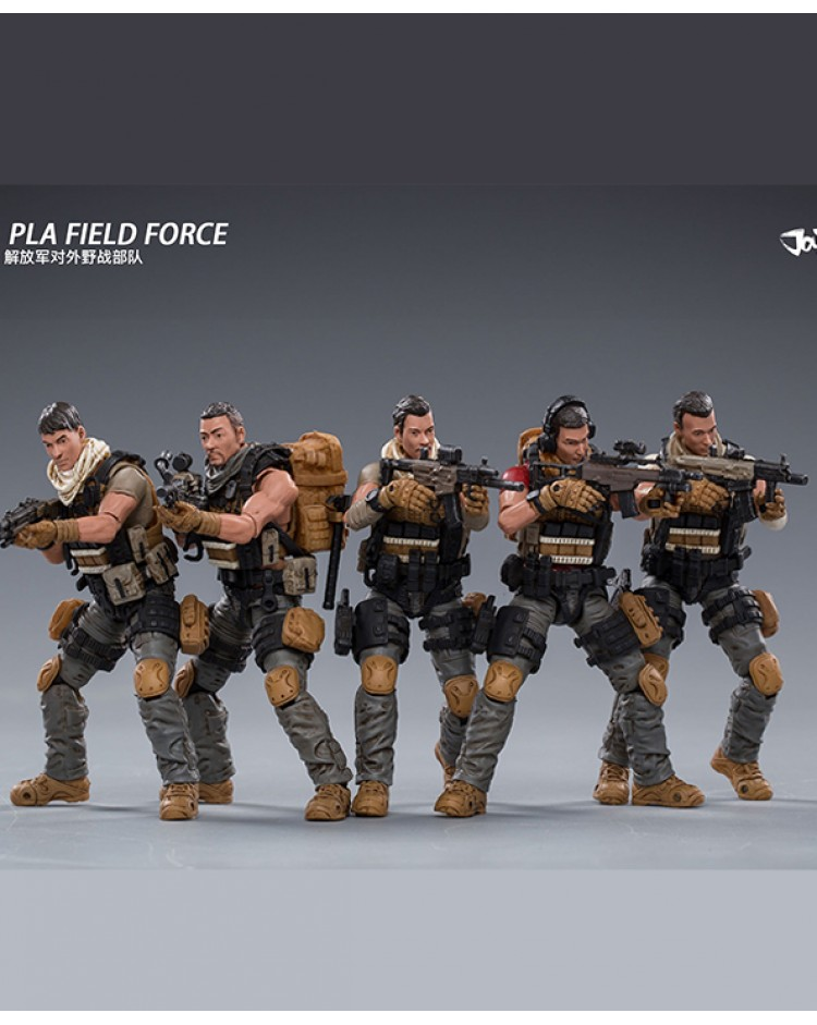 PLA Field Force Team Set