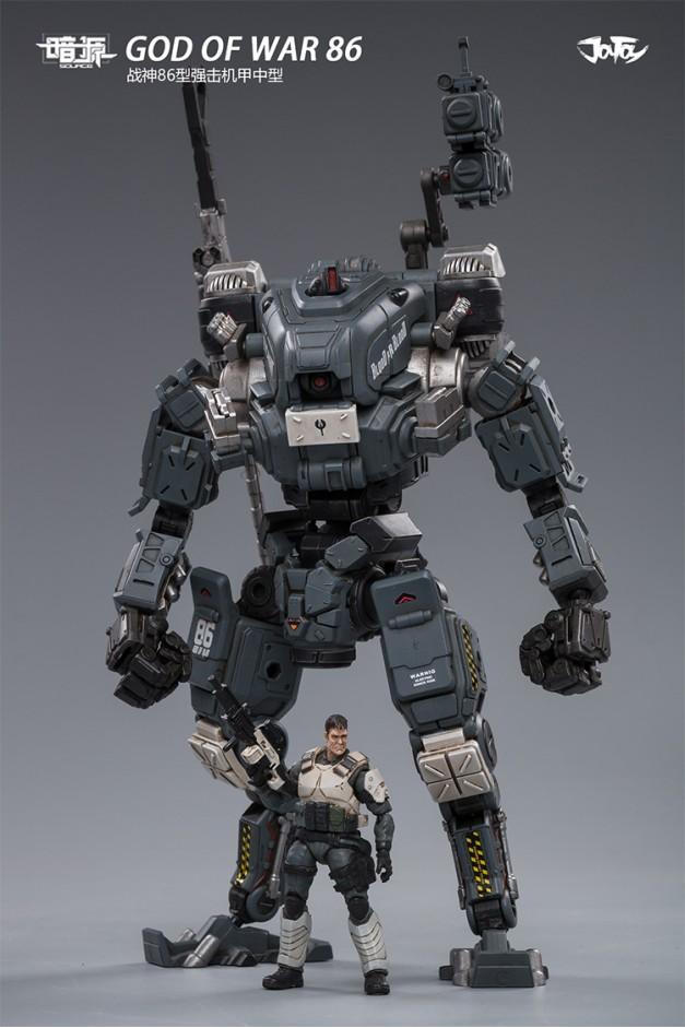 1/24 God of war (Police)