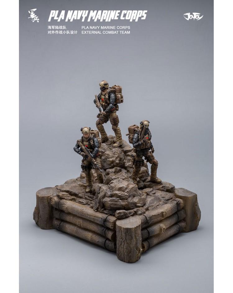 Combat Diorama