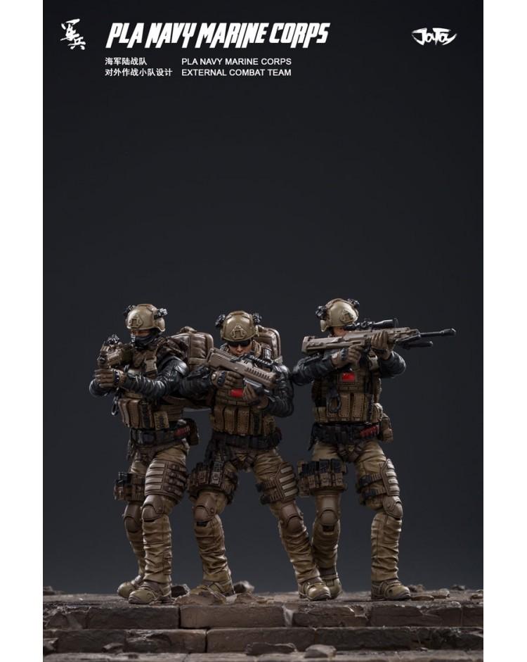 CN PLA Combat Team