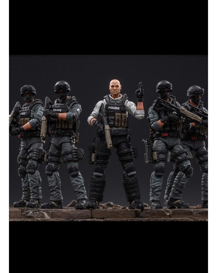 City Police (Riot) Team Set