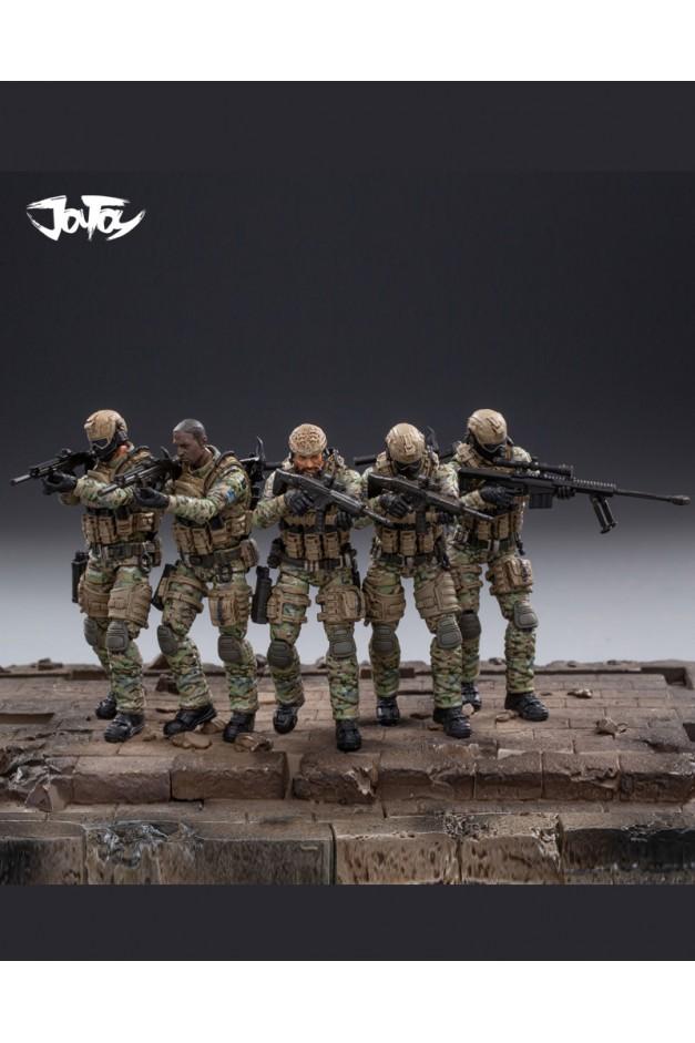 Cavalry Regiment team set
