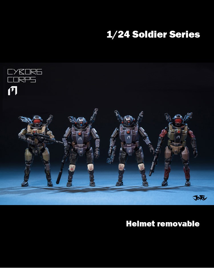 Cybers Corps (1/24)