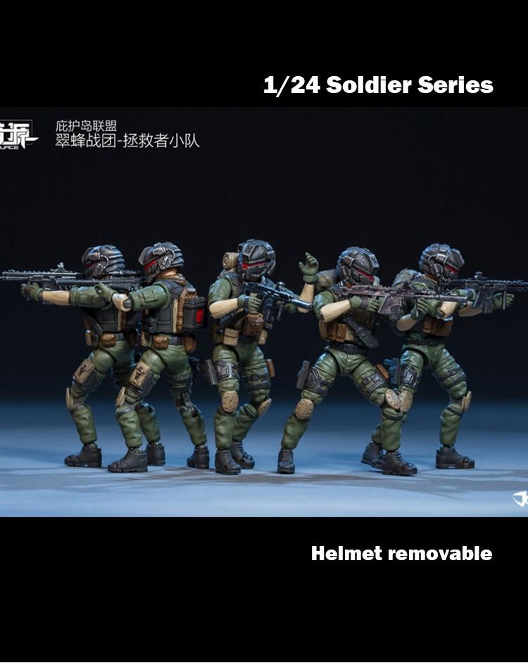 Rescue Team (1/24)