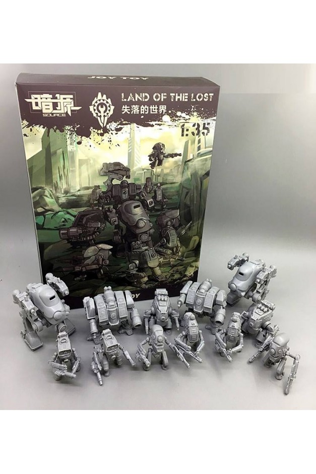 (Free Scale) Land of The Lost Model Kit