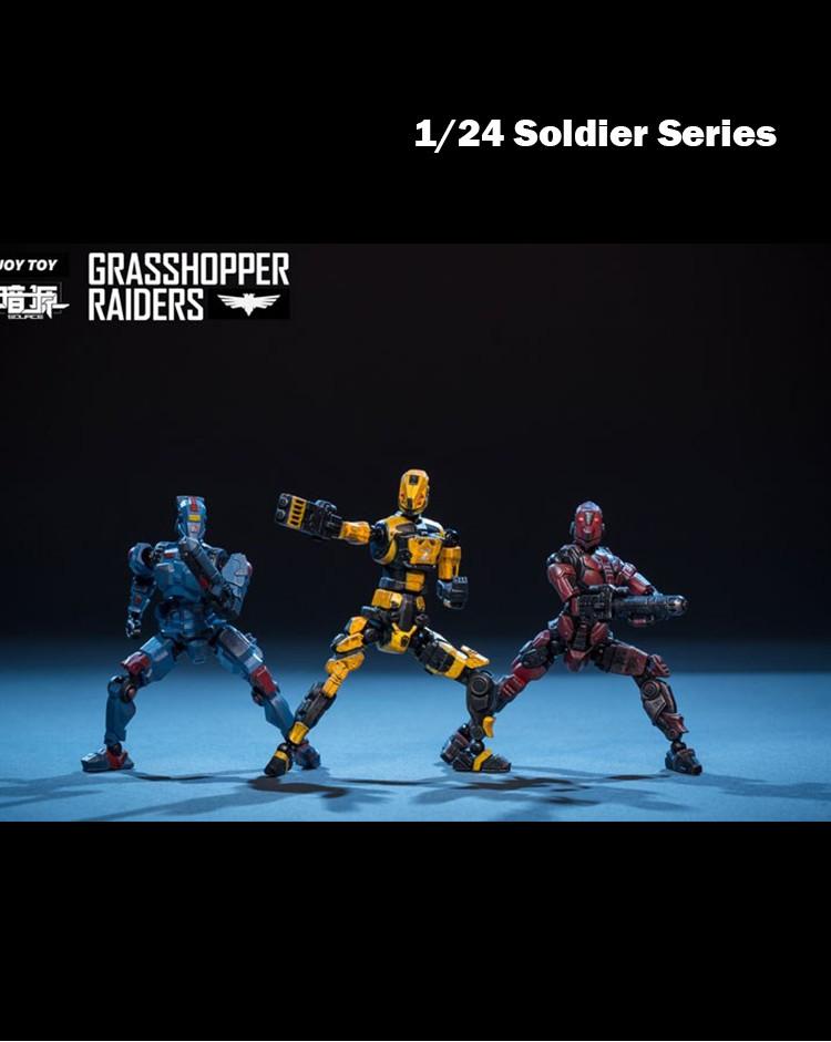 Grasshopper Raider (1/24)