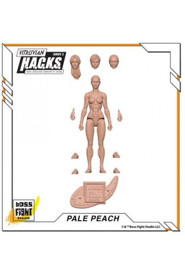 Female Body - PALE PEACH